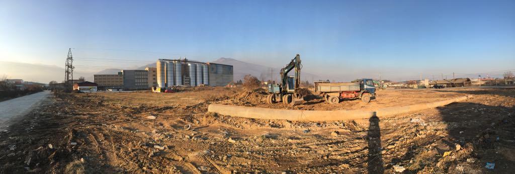 "UNDP – Rehabilitation a Landfill ""Tetovo"""